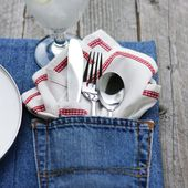 Great Ideas for Upcycling Those Old Jeans - A Cultivated Nest