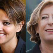Geneviève Fioraso, secrétaire d'État chargée de l'Enseignement supérieur et de la Recherche, quitte le Gouvernement