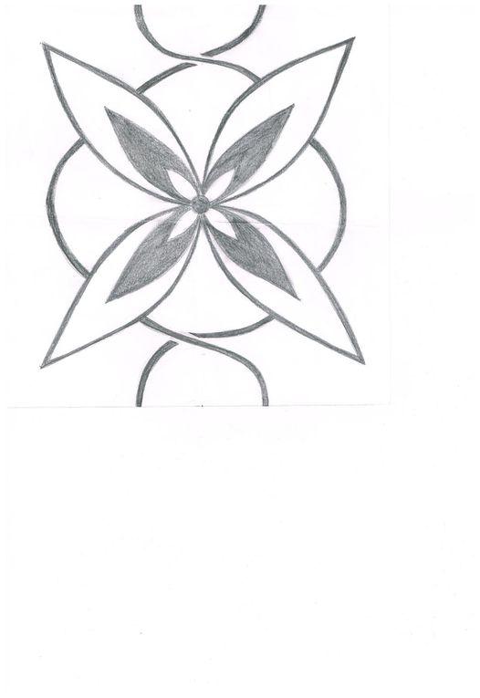 Création des motifs des carrelages