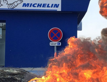 "MICHELIN : des ""négociations"" sous tension !"