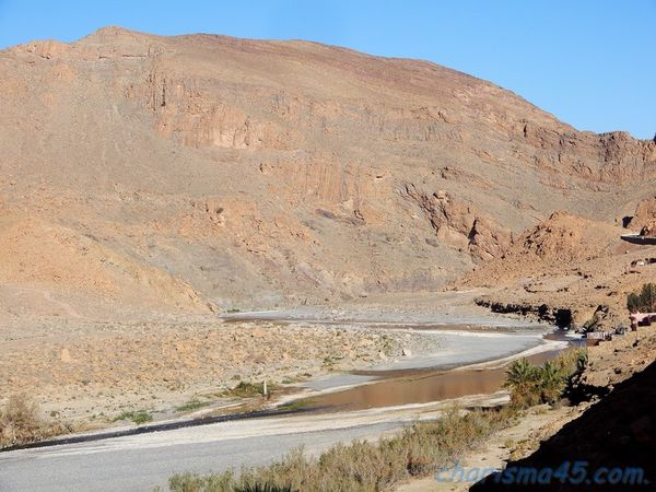 Gorges du Ziz (Maroc en camping-car)