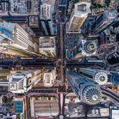 Concrete Jungle | Dronestagram