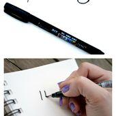 Beginner Brush Lettering: Basic Brushstrokes - Amy Latta Creations