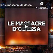 Justice pour le massacre d'Odessa du 2 mai 2014 !