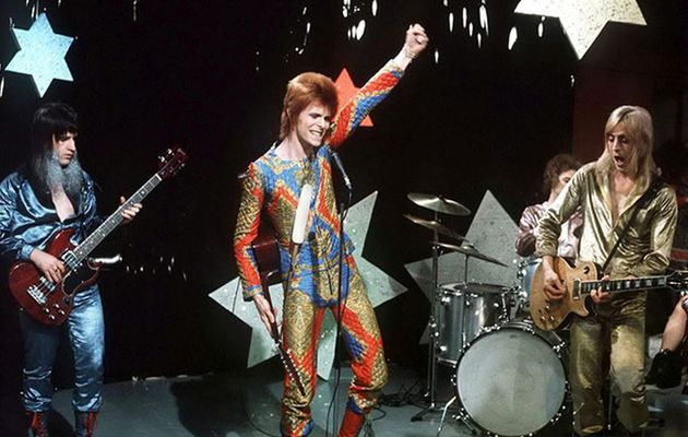 David Bowie - Moonage Daydream