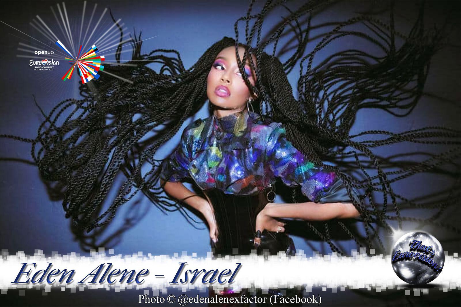 Israel 2021 - Eden Alene (Set Me Free)
