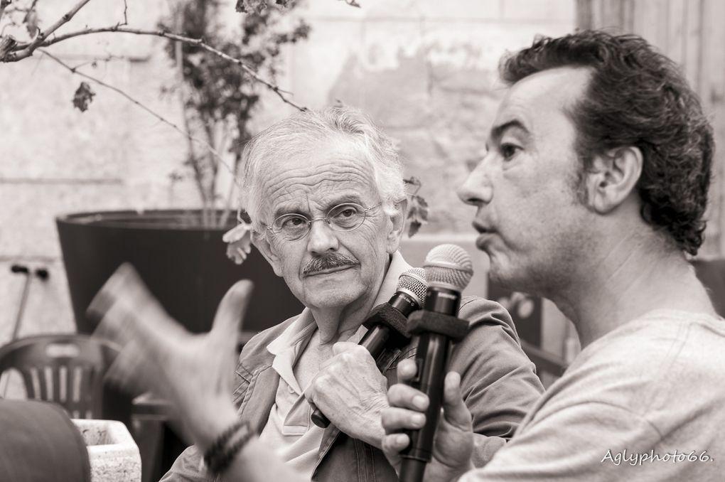 Didier Goupil répond aux questions de Michel Gorsse et Bernard Revel.
