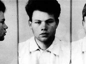 Marinus van der Lubbe lors de son procès. Photo de la Gestapo