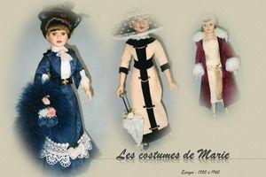 """La mode de la """"Belle Epoque"""""""