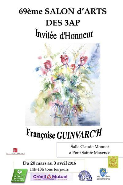 Françoise Guinvarc'h à Pont-Sainte-Maxence