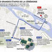 Simone Veil au Panthéon : le programme de la journée d'hommage