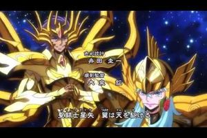 """Root Five - Soldier Dream (Saint Seiya """"Soul of Gold"""" version)"""