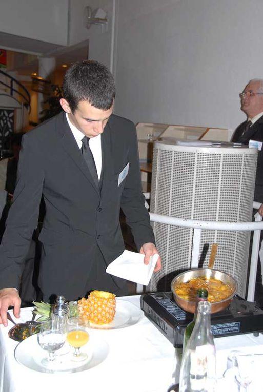 2012-Jury départemental et régional Arts de la Table et du service