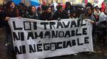 Premier bilan des manifestations contre la loi travail
