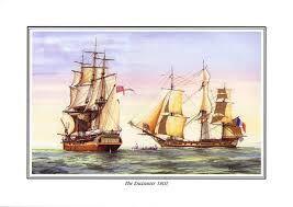 Histoire de rôles....  Nicolas Baudin navigateur, explorateur et naturaliste. (seconde partie)