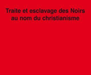 Le christianisme, maladie infantile des nationalistes haïtiens. Ben oui. Il faudrait un jour qu'il...