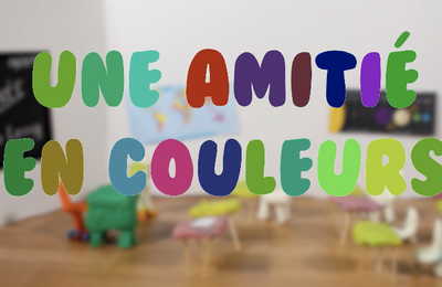 [VIDÉO] Une amitié en couleurs - Collège Rouge Barres, Marcq-en-Barœul, avril > mai 2019