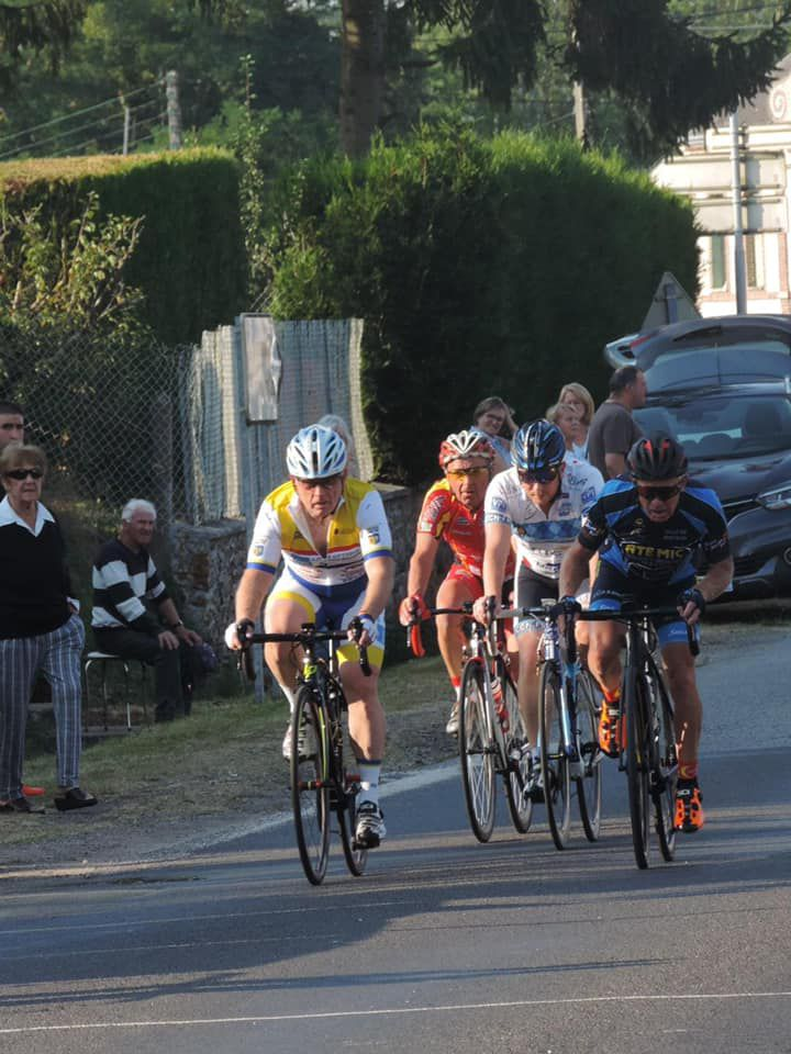 Stade Vernolien Cyclisme; Résultats