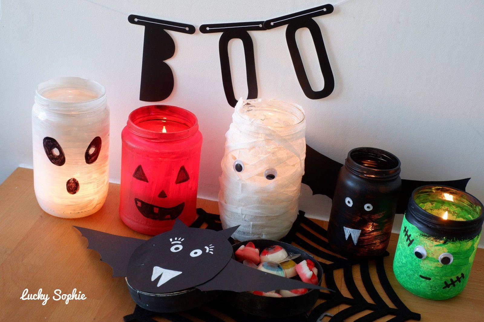 Activités enfants pour Halloween