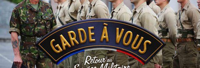 """Lancement réussi pour """"Garde à vous"""" sur M6"""
