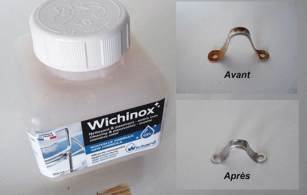 Nouveau - Wichinox désormais disponible en gel