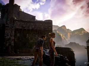 Uncharted Lost Legacy + Uncharted 4