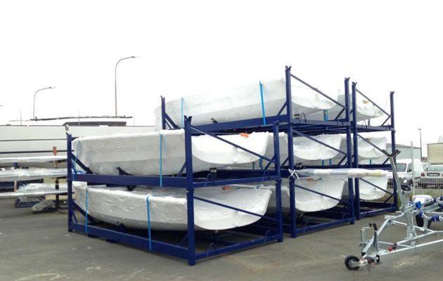 100 Drakkar 24 de Dufour Yachts en Chine, pour y accompagner le développement de la voile