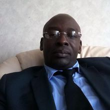 Entretien avec Yannick Olivier NAMBELE, conseiller du candidat à la présidentielle,  Sylvain PATASSE