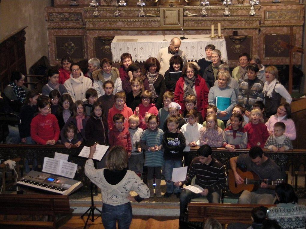 Noël 2010 à Villard