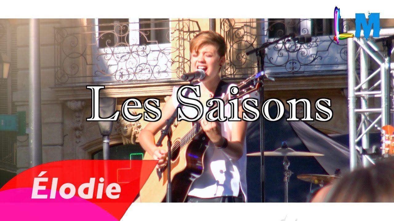 Elodie Martelet - Les Saisons