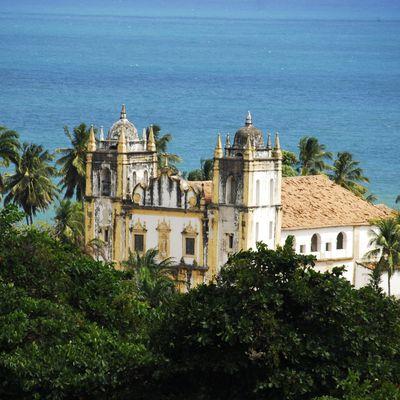 Olinda, la festive, Salvador, l'Africaine