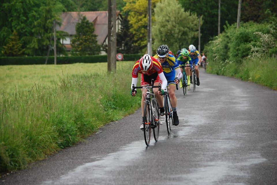Nouvel album photo de la course cadets de Croisy sur Eure (27)