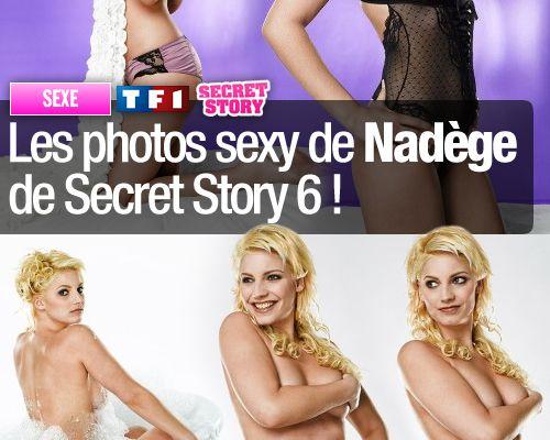 Les photos sexy de Nadège de Secret Story 6 !