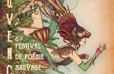 Rendez-vous au Festival de poésie sauvage