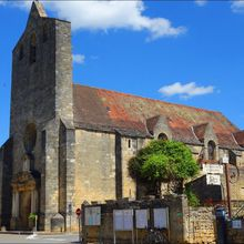 Eglise Notre-Dame-de-l'Assomption de Domme (Dodogne 24) AA