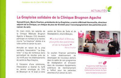 Magazine Reflets de la Fondation Arc En Ciel