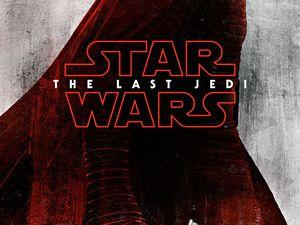 D23EXPO : Les 6 affiches Personnages Star Wars The Last Jedi