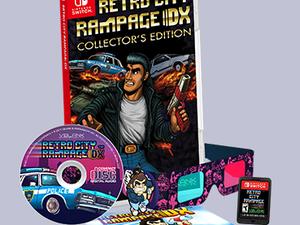 Retro City Rampage en boite sur Switch... si vous êtes rapide !