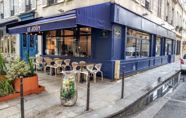Le Joüys (Paris 3) : sans peine et pas cher