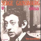Serge Gainsbourg - Élisa -