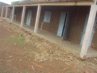 Réhabilitation des salles de classes (photos de Paul)