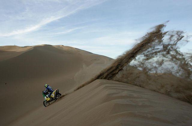 Rallye Dakar dès ce week-end : les rendez-vous sur France télévisions.