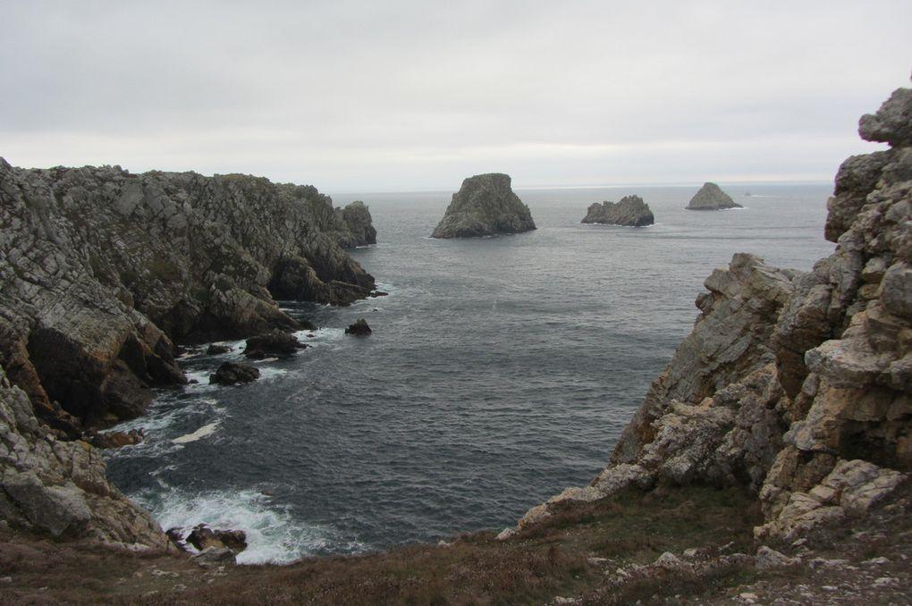 Presqu'île de Crozon. Pointe de Pen-Hir.