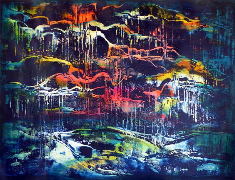 3 compositions de Marie-José Solivellas