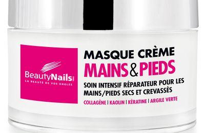 Et Beauty Nails créa LE Masque Crème Mains & Pieds