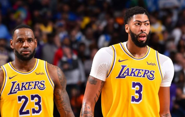 LeBron James et Anthony Davis mènent les Lakers face aux Grizzlies