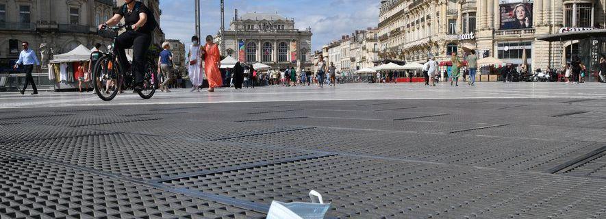 Covid: dégradation de la situation sanitaire notamment sur la métropole de Montpellier et dans le périmètre de l'Etang de l'or. ...
