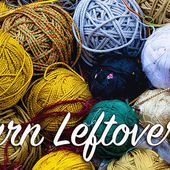 Yarn Leftovers: Make a Swatch Bowl - Interweave