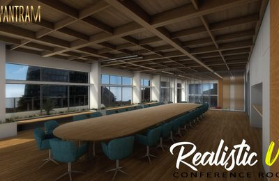 360-degree Realistic VR Conference Room by Virtual reality developer – Odessa, Texas