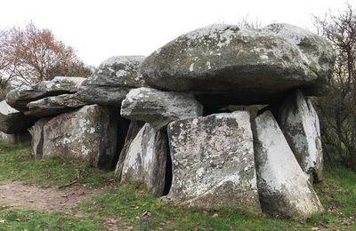 Saint Lyphard - Le temps d'une balade... à la découverte du dolmen de Kerbourg